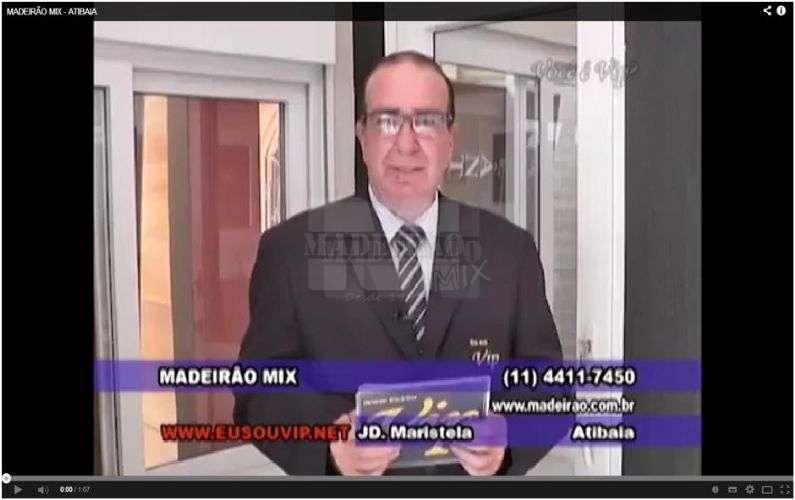 Mídia na TV Canal 21 da NET Região de Atibaia - Foto: 1