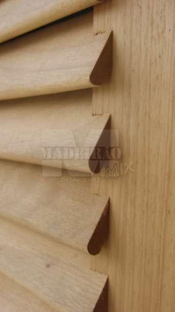 Foto: Esquadrias em madeira