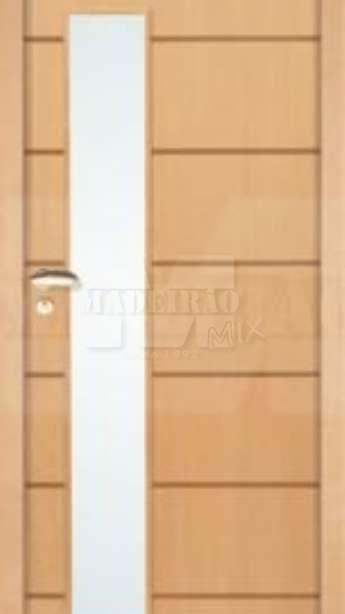 Foto: Portas internas em madeira