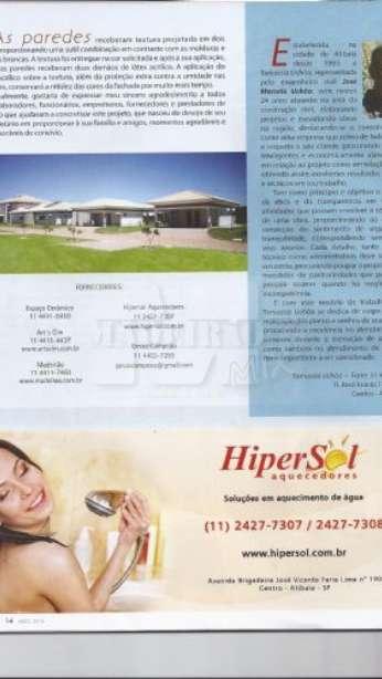 Foto: Revista Ênfase CASA