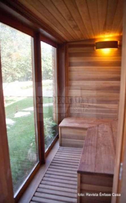 Esquadrias em madeira - Foto: 6