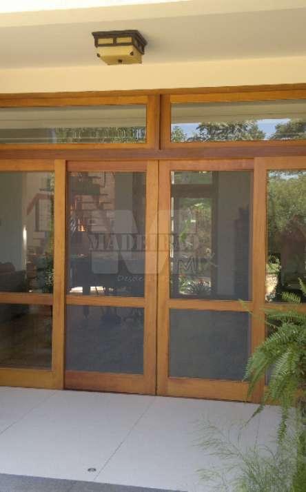 Esquadrias em madeira - Foto: 11