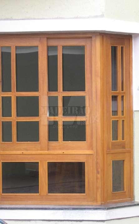 Esquadrias em madeira - Foto: 13