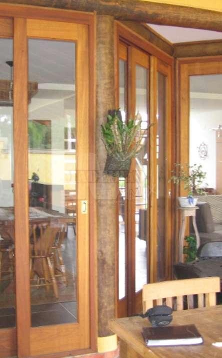 Esquadrias em madeira - Foto: 14