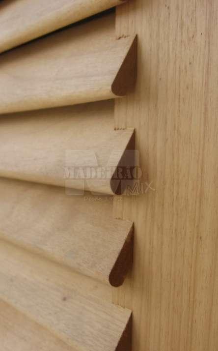 Esquadrias em madeira - Foto: 17