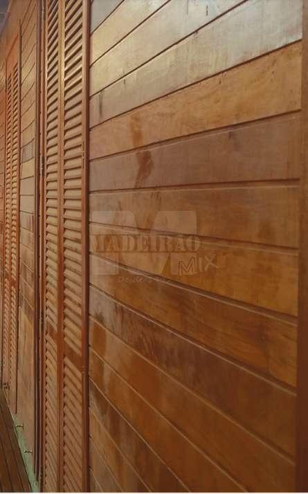 obras entregues com esquadrias de madeira - Foto: 51