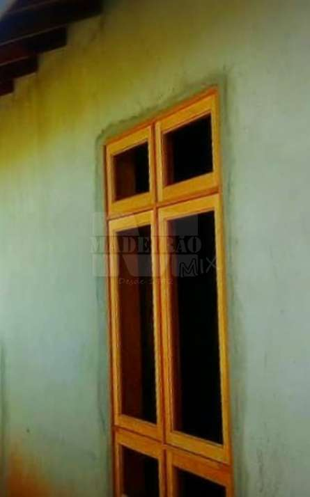 obras entregues com esquadrias de madeira - Foto: 52