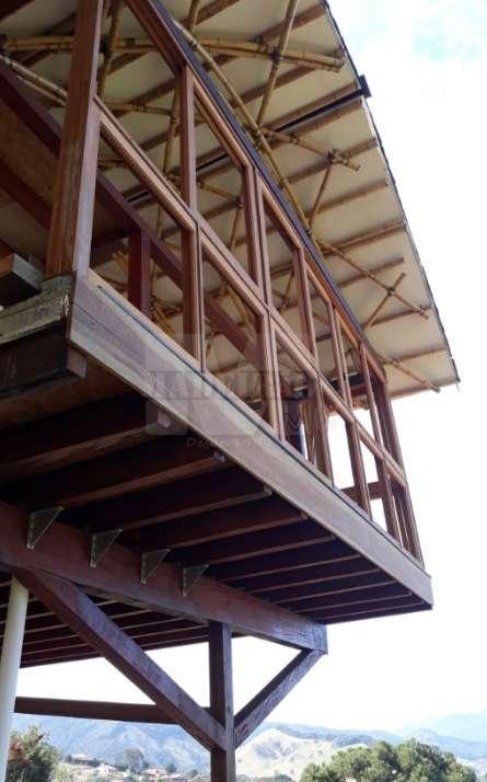 obras entregues com esquadrias de madeira - Foto: 57