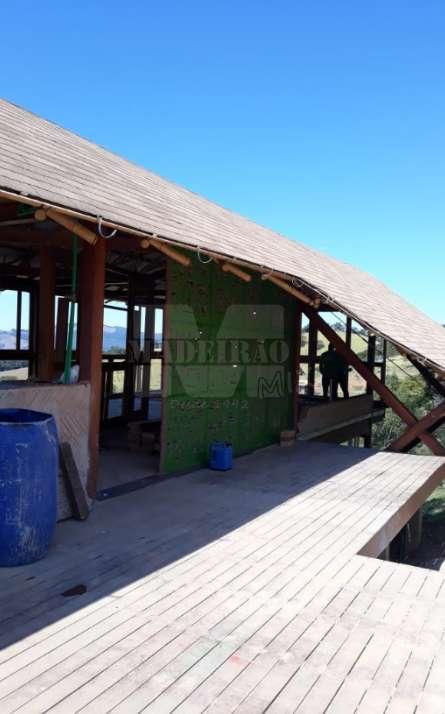 obras entregues com esquadrias de madeira - Foto: 65