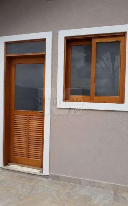 obras entregues com esquadrias de madeira - Foto: 69