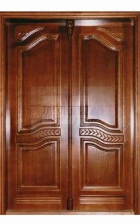 Portas de entrada em madeira maciça - Foto: 14