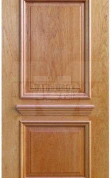 Portas de entrada em madeira maciça - Foto: 20