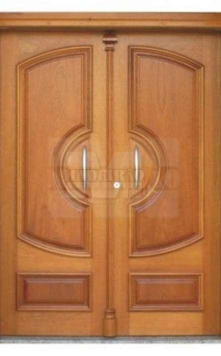 Portas de entrada em madeira maciça - Foto: 10