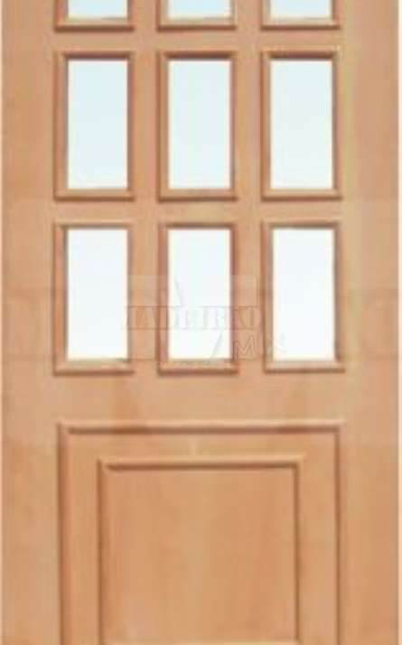 Portas internas em madeira - Foto: 8