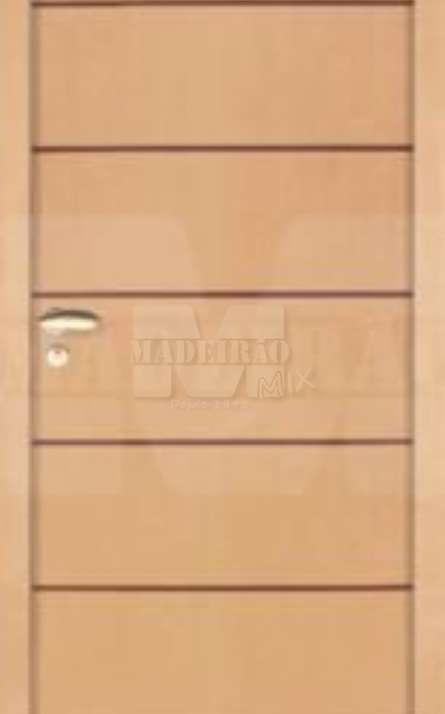 Portas internas em madeira - Foto: 3