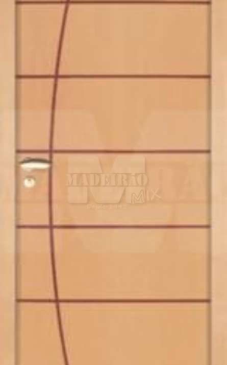 Portas internas em madeira - Foto: 5