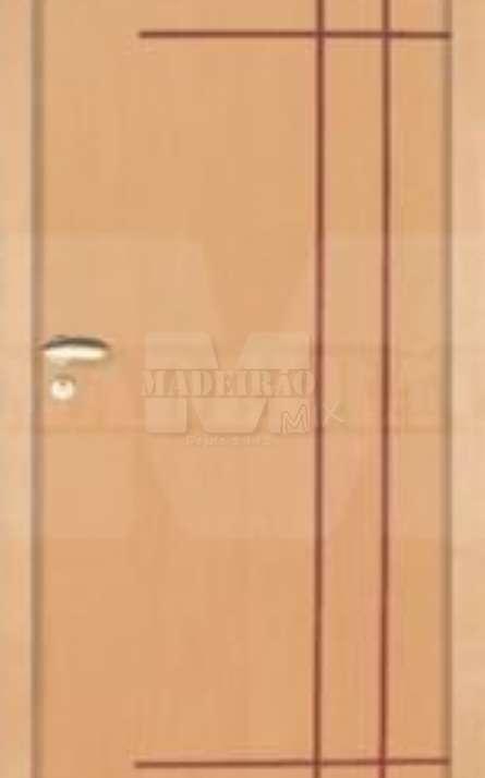 Portas internas em madeira - Foto: 6