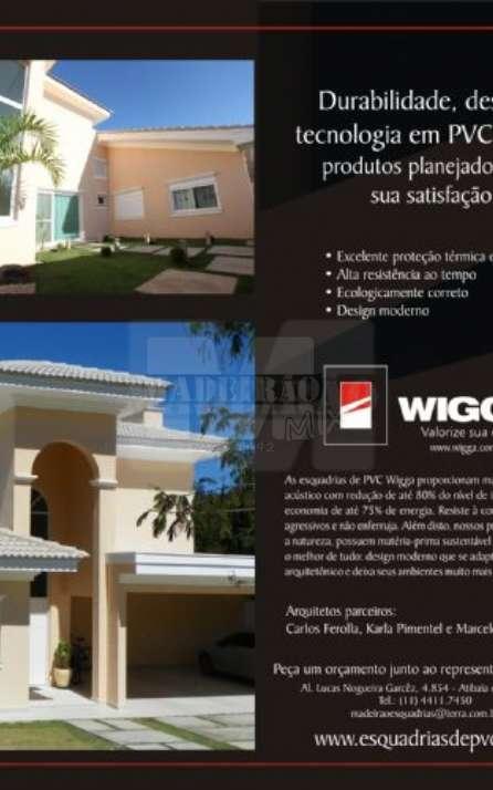 Anúncio página dupla Madeirão / Wigga / Ferolla