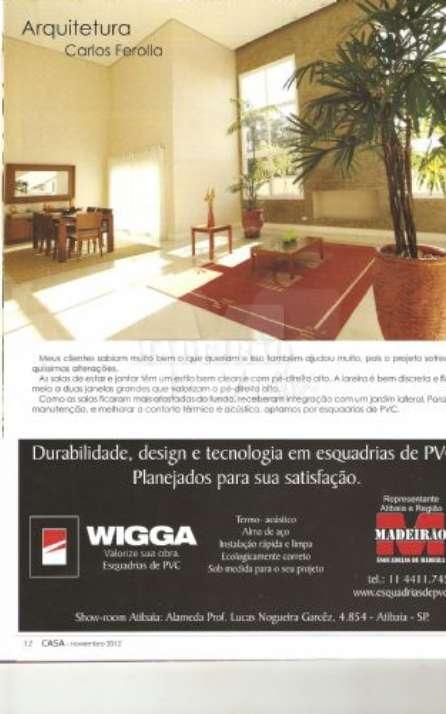 Matéria Arquiteto Carlos Ferolla / PVC