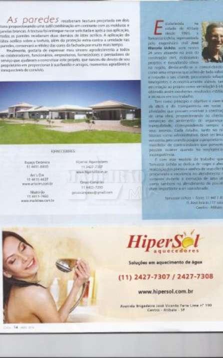Revista Ênfase CASA - Foto: 8