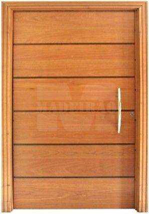 Imagens de portas de madeira